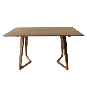 Solid Walnut Dining Table 14m
