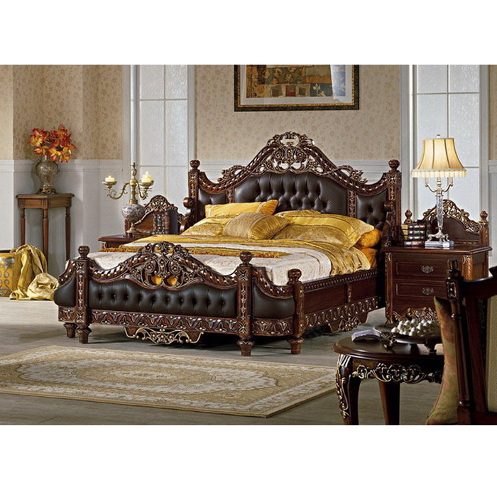 Mahogany Bedroom Set - Indonesia Furniture Wholesale and Manufacturers