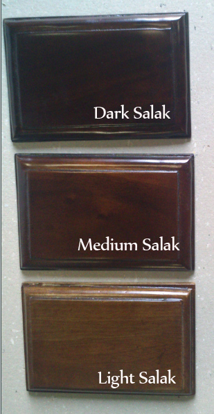 mahogany finish color SALAK