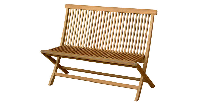 Teak Folding Bench Indonesia Furniture Wholesale And Manufacturers