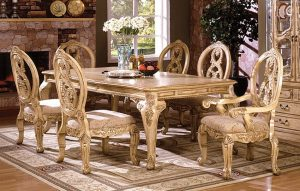 Get Your Dream Dining Room with the Right Furniture Pieces