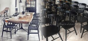 Restaurant Furniture in your home
