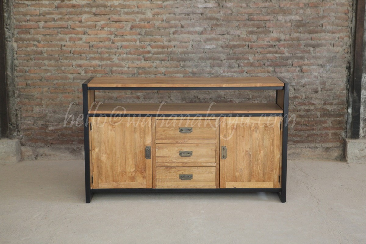 Nero Recycled Buffet 1