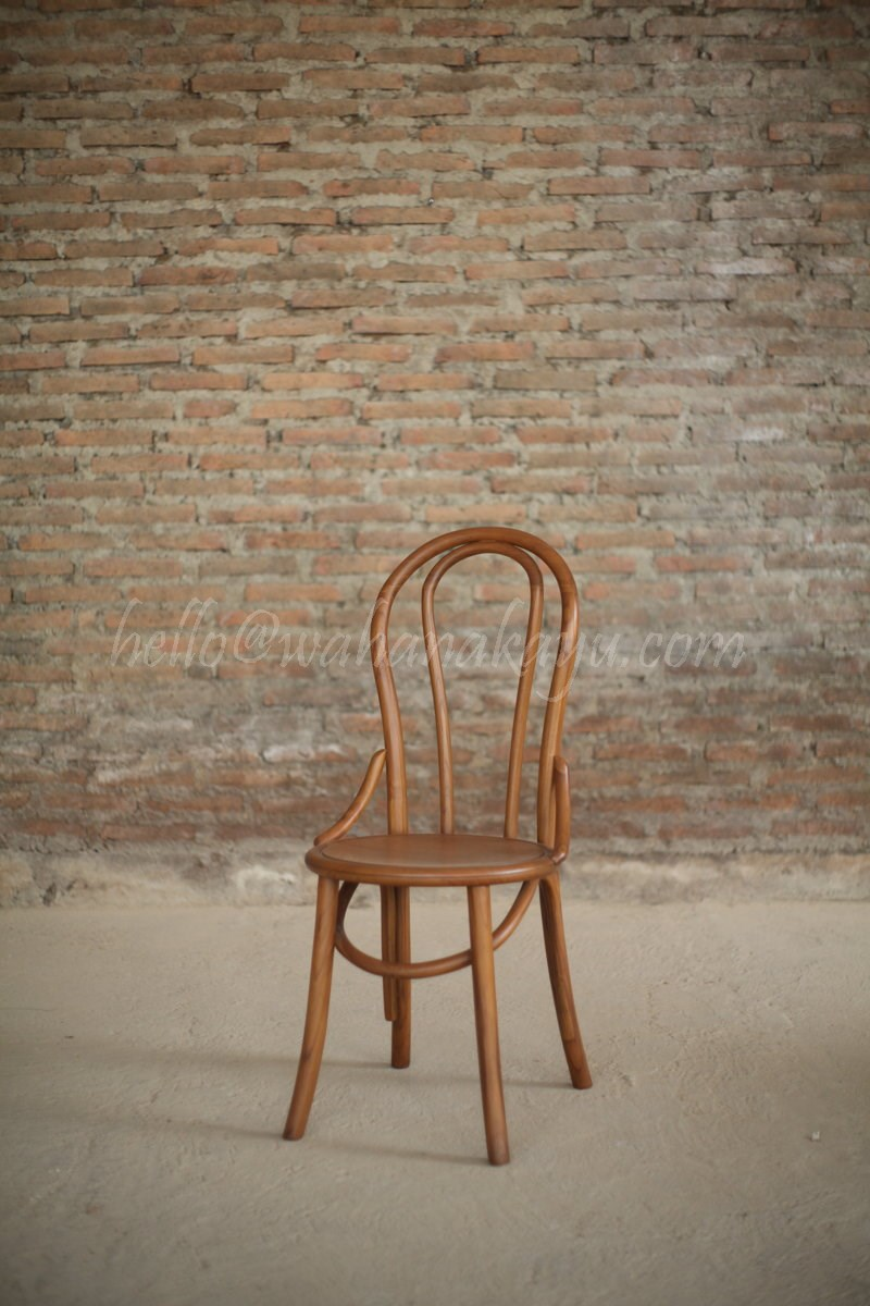 bentwood chair indonesian teak manufacturers 3