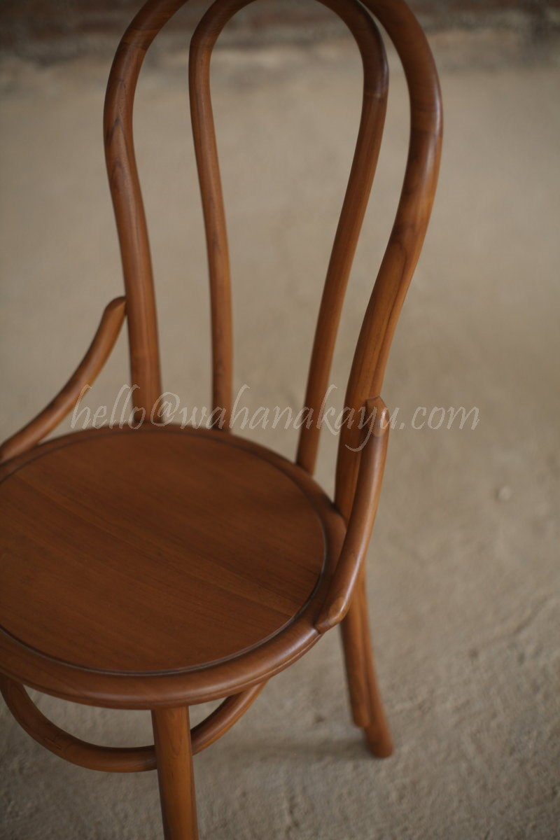 bentwood chair indonesian teak manufacturers 6