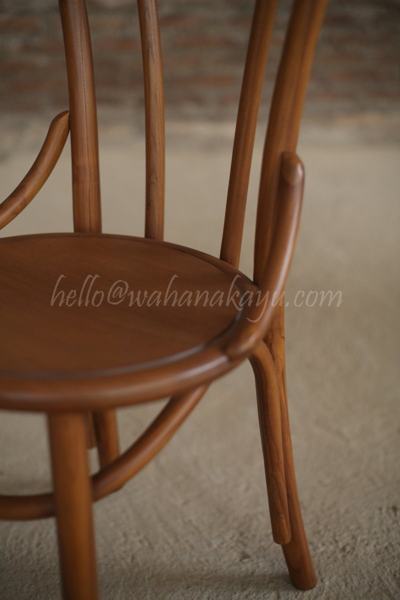 bentwood chair indonesian teak manufacturers 7