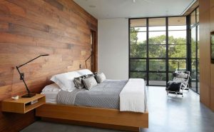 A Study of Furniture Elements For Smaller Bedrooms