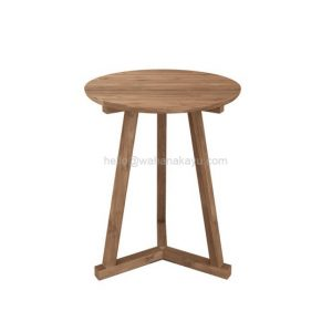 Y Tripod Side Table