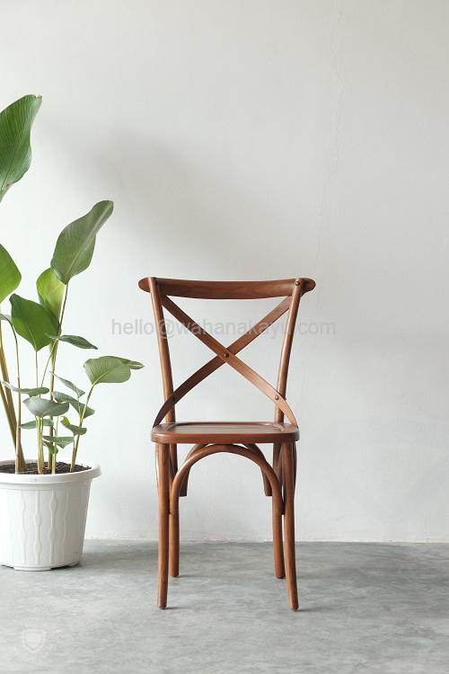 16 croos back chair2