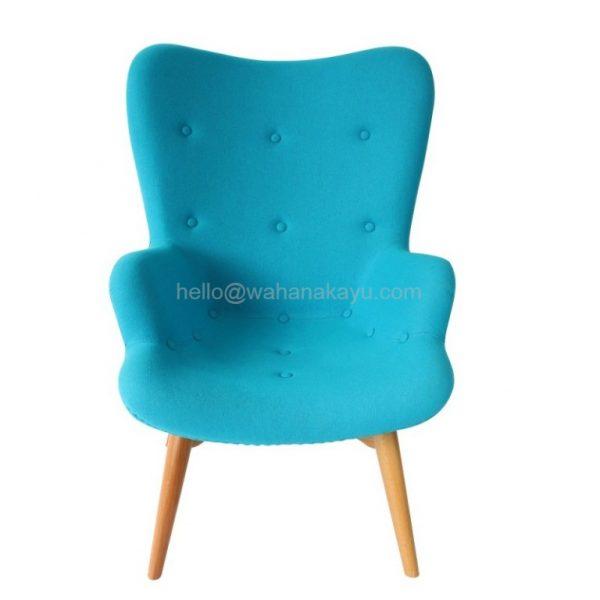 Feather Chair Kayu Jati