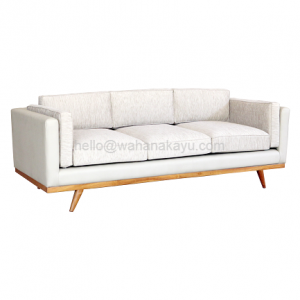 Scandinavian sofa  3 Seater