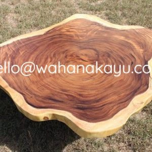 Natural Suar Coffee Table