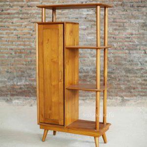 Manti Bookshelf